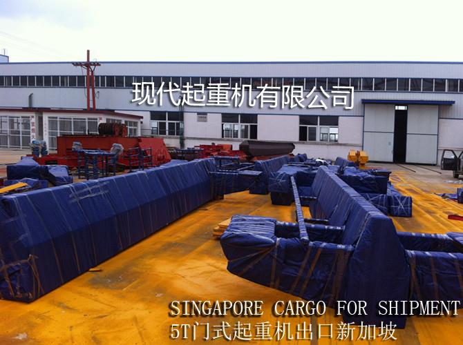 门式ballbet出口新加坡