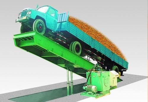 散粮汽车卸车装置( Truck Dump System)